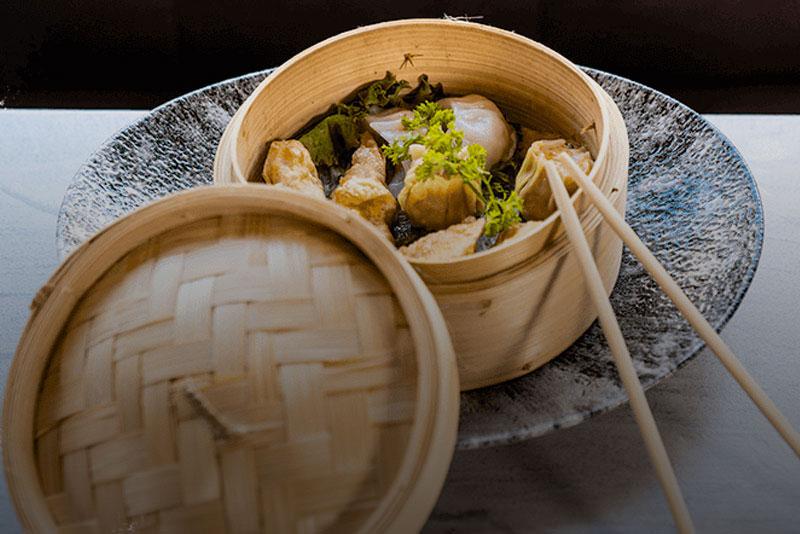 Dim Sum at Imperial Tai Pan